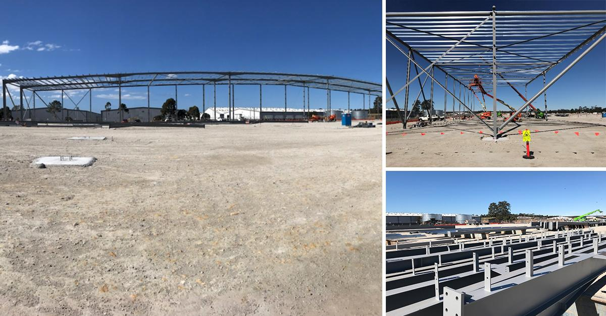 Target Australia NSW Distribution Centre Update